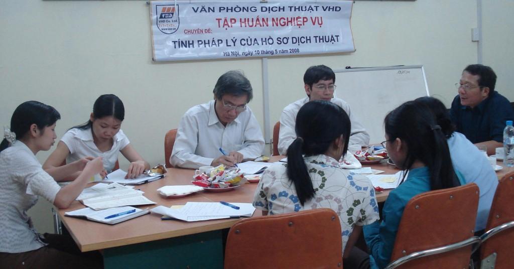 taphuan1-1024x536 Thương hiệu VHD dịch thuật công chứng uy tín chất lượng VHD Hà Nội