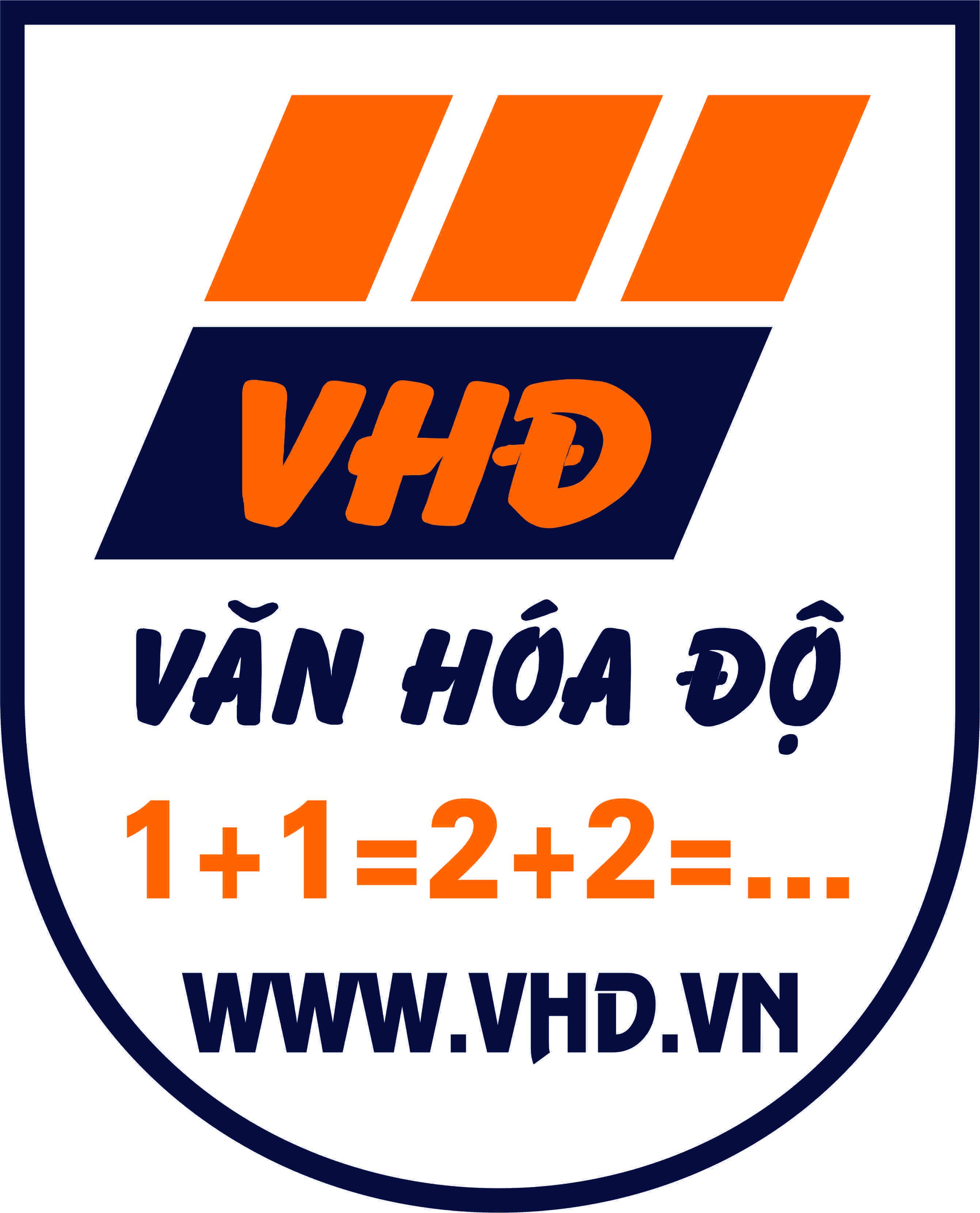 LogomoiVHD VHD dịch thuật công chứng uy tín chất lượng VHD Hà Nội